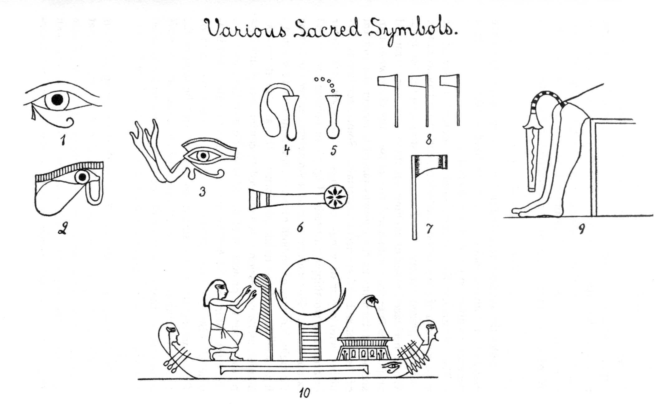 Egyptian Magic Symbols Gallery Meaning Of This Symbol